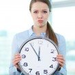 Short of time — Stock Photo #24207265