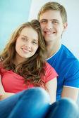 夫と妻 — ストック写真
