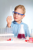 Scientific curiosity — Stock Photo