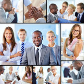 Success in business — Foto Stock