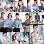 Women in business — Stock Photo