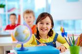 Criança alegre — Foto Stock