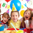 Birthday joy — Stock Photo