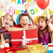 Happy kids - Foto Stock
