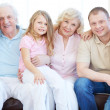 Big family — Stock Photo #25264443