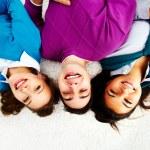 Happy teens — Stock Photo #25265501