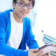 Student in college — Stock Photo #25266043