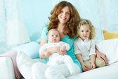 Happy maternity — Stock Photo