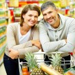 Couple of consumers — Stock Photo #28276401