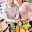 Happy consumers — Stock Photo #28276407