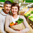 Stock Photo: Healthy couple