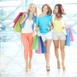 Walking in the mall — Stock Photo #28276537