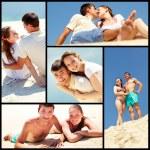 Romantic vacation — Stock Photo