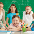 Happy learners — Stock Photo #28277893