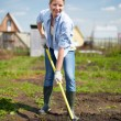 Pretty gardener — Stock Photo #28278141