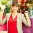 Colorful shopping — Stock Photo