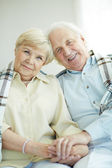 Devoted couple — Stock Photo