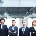 Multi-ethnic business team — Stock Photo #29873063