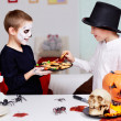 Halloween taste — Stock Photo