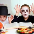 Stock Photo: Halloween sorcery