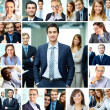 Business people — Stock Photo #29873845