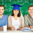 Group of students — Stock Photo #29874041