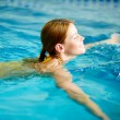 Pretty swimmer — Stock Photo #29875661