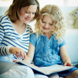 Home education — Stock Photo