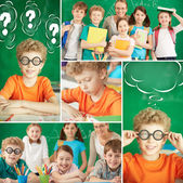 Smart learners — Foto Stock