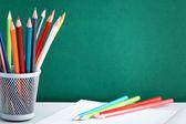 Colorful pencils — Stock Photo