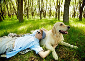 Summer rest — Stock Photo