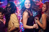 Ecstatic dance — Stock Photo