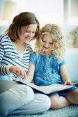 家庭教育 — ストック写真