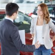 Car consulting — Stock Photo #31207613