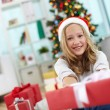 Surprise for Christmas — Stock Photo #31205979