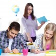 Classmates at lesson — Stock Photo #31206269
