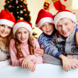 Family holiday — Stock Photo #31206543