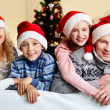 X-mas hugs — Stock Photo #31206591
