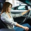 Learning to drive — Stock Photo #31207423