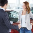 Car buyer — Stock Photo #31207591