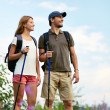 Adventure lovers — Stock Photo