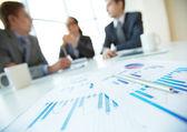 Dokumentów biznesowych — Zdjęcie stockowe
