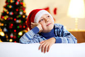 Dreams of a new year — Stock Photo
