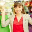 Shopping pleasure — Foto Stock