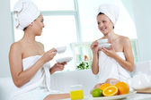 Clean and healthy — Stock Photo