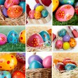 Stock Photo: Easter collection