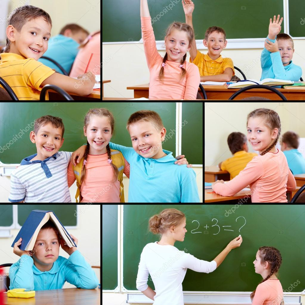 Идеи фото для школьников