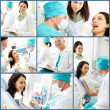 Stockfoto: Dental care