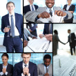 Business life — Stock Photo