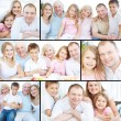 Big family — Stock Photo #32884337